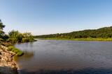 Fototapeta Na sufit - Rzeka bug - błękitne niebo