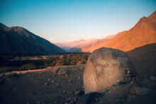 The Star Stone, Ancient Legend Of Coayllo, Peru