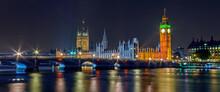 London Big Ben Clock Tower , Parliament Britain