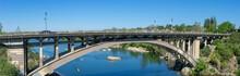 Rainbow Bridge, Folsom, California
