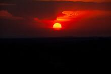 Sunrise In Tanzania