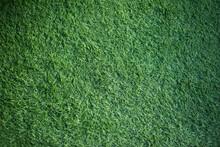 Green Artificial Grass Full Background