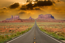 Monument Valley (USA/Arizona)