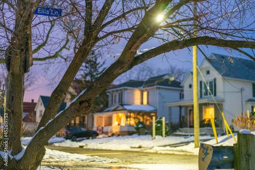 Fototapeta カナダ、オンタリオ州トロントの観光名所を旅行している風景 Scenes from a trip to a tourist attraction in Toronto, Ontario, Canada