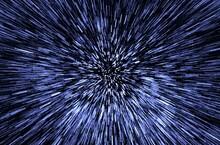 Speeding Through Space, Conceptual Illustration