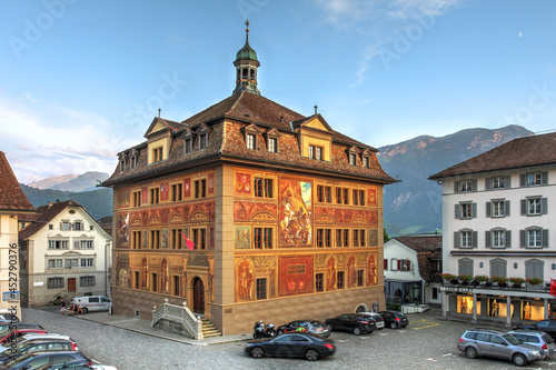Schwyz Town Hall, Switzerland