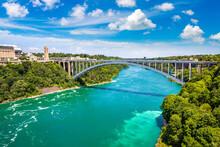 Rainbow International Bridge, Niagara Falls