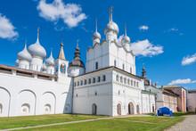 Church Of Resurrection In The Rostov Kremlin