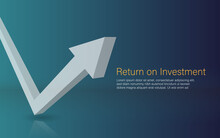Arrow Moving Upward At A Turning Point Of Going Down In A Concept Of Better Situation Of Crisis Or Granting A Return On Investment