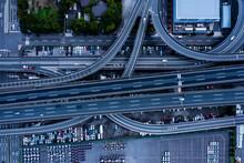 高速道路 ドローン撮影