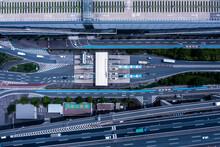 高速道路 航空撮影