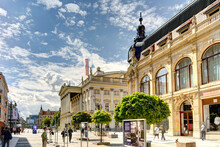 Wroclaw City Center, Poland