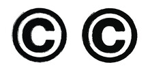 Definition Of The Word Copyright In A Dictionary. This Is The Exclusive Right Of The Maker Of A Work To Publish Or Reproduce That Work. Flat Vector Pictogram Or Sign. A Close Up, Macro Of The Word Cop