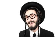 Humorous Jewish Man
