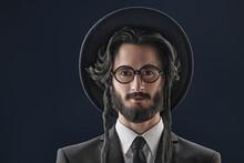 Jewish Man Portrait