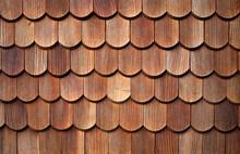 Wooden Tile Roof