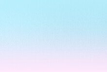 Soft Bright Pastel Pink Gradation With Blue On Cardboard Box Organic Paper Background