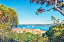 St Tropez Village On The French Riviera