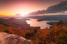 Lake Jocassee, South Carolina, USA