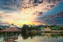 Wat Chong Klang And Wat Chong Kham ,Mae Hong Son, Thailand