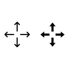 Move Icon Arrows