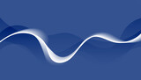 abstract wavy background with linear wave