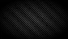 Black Carbon Fiber Texture Pattern Background