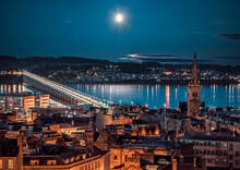 Dundee City Moonscape