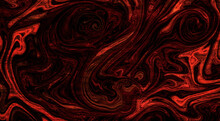Red Color Liquid Marble Wood Texture Background
