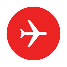 Flugzeug Und Kreis