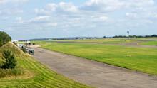 Runway At Liverpool John Lennon Airport