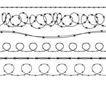 Barbed Wire Bundle