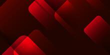 Modern Dark Red Abstract Background