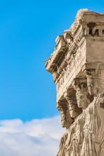 Erechtheum Temple, Athens, Greece