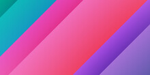 Gradient Colorful Green Pink And Purple Stripe Texture Background