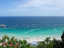 Viewpoint Koh Larn  Is One Of The Eastern Seaboard Islands Of Thailand