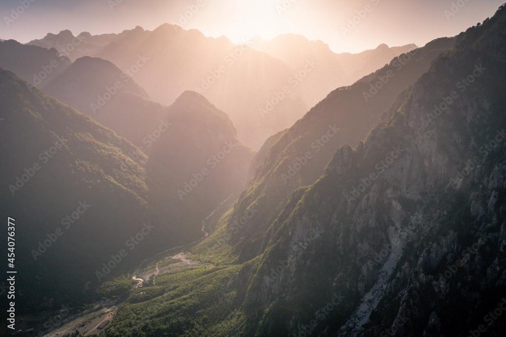 Albania - Góry Północnoalbańskie