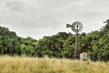 Off FM 1888 Windmill