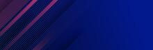 Blue Social Network Background