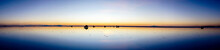 Salar De Uyuni Is Called 'the Biggest Mirror In The World', And The Image Of The Sky Is Projected And Reflected In The Salt Lake Water As It Is Endlessly Wide, So It Looks Like It Stays In The Sky.