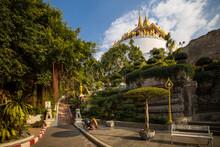 Temple On Golden Mountain