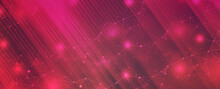 Retro Look Technology Purple Red Abstract Design Background Wallpaper
