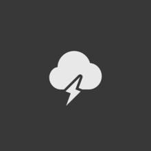 Thunder Storm - Sticker
