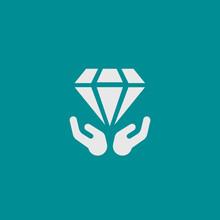 Diamond - Sticker