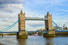 Tower Bridge - Londra