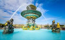 Fontaines Place De La Concorde