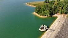 Lac Et Barrage De Filheit, Site Naturel Du Mas D'Azil, Ariège 09 France, Europe