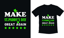 Make ST. Paddys Day Great Again