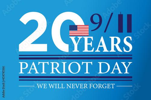 Patriot Day USA 2021