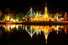 The Magic Of Mae Hong Son: Wat Chong Kham